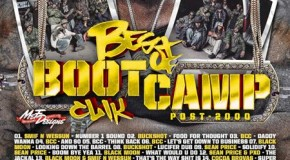 DJ Law – Best of Boot Camp Clik (Post 2000)