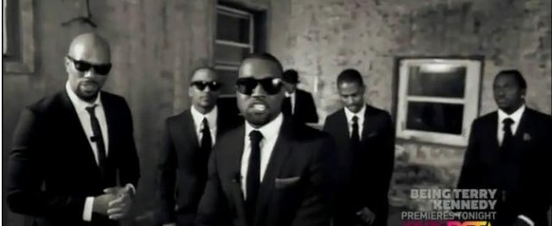 2010 BET Cypher: GOOD Music
