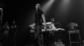 """J.Cole brings his """"World"""" to Toronto, premieres 'God's Gift'"""