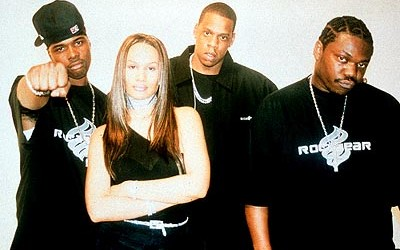 """THROWBACK THURSDAY: JAY-Z & THE ROC """"LIVE AT THE TUNNEL"""""""