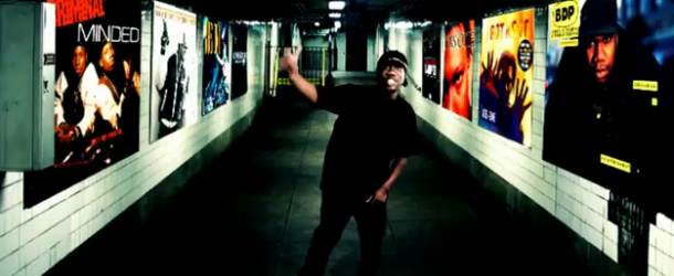 Video: KRS-One – JUST LIKE THAT