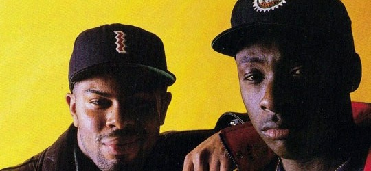 THROWBACK THURSDAY: PETE ROCK & CL SMOOTH