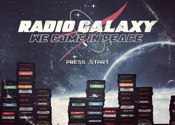 RADIO GALAXY – We Come In Peace