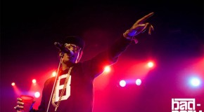 Wiz Khalifa at Sound Academy