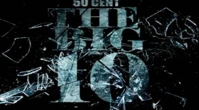 "50 Cent Drops FREE LP ""The Big 10″"