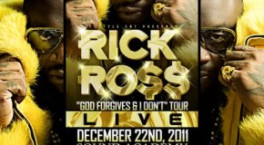 The winner of the Rick Ross ticket contest is……..