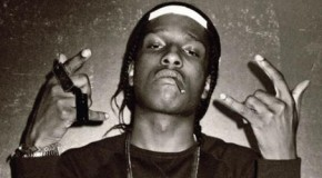 A$AP Rocky Gets Chopped & Screwed by OG Ron C (Mixtape)
