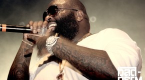 Rick Ross Live at The Sound Academy