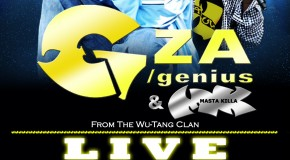 CONTEST: Win tickets to see GZA & Masta Killa in Concert