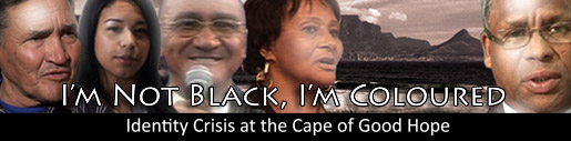 Black History Month: I'm not Black, I'm Colored: Identity Crisis at the Cape of Good Hope