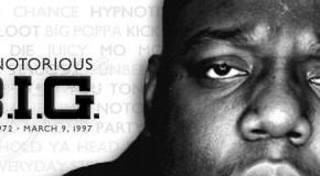 The Notorious B.I.G dedication