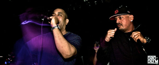 PHOTO GALLERY: THE BEATNUTS LIVE IN TORONTO
