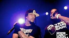 Smif-N-Wessun, M.O.P & Lord Finesse Perform at the Sound Academy