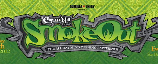 Cypress Hill Smokeout 2012