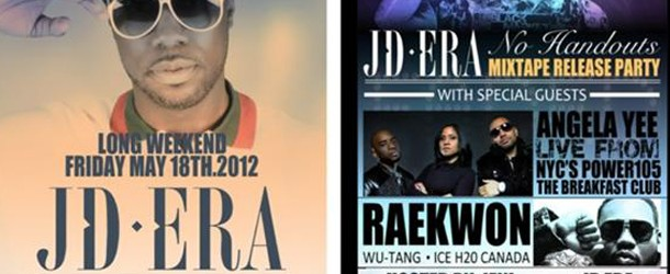 Event: JD Era Mixtape Release Party Hosted by Raekwon & Angela Yee