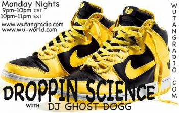 #Wu Wednesdays &#8211; DJ Ghost Dogg Droppin&#8217; Science