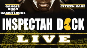 CONTEST: Inspectah Deck LIVE in Toronto
