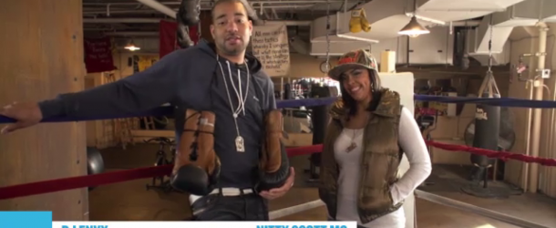 LADIES FIRST: Nitty Scott on MTV2′s Suckerfree Countdown with DJ Envy