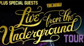 Big K.R.I.T Announces 'Live From The Underground' Tour Dates