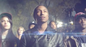 Pharrell Williams' new cultural movement: i am OTHER