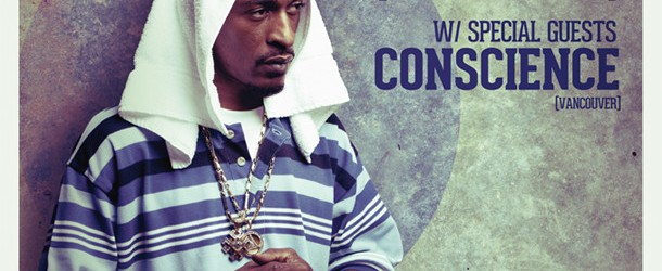 Rakim Announces Canadian Tour