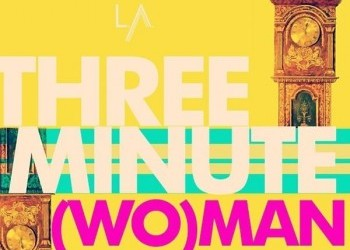 [NEW MUSIC] L.A. – 3 Min (Wo)Man