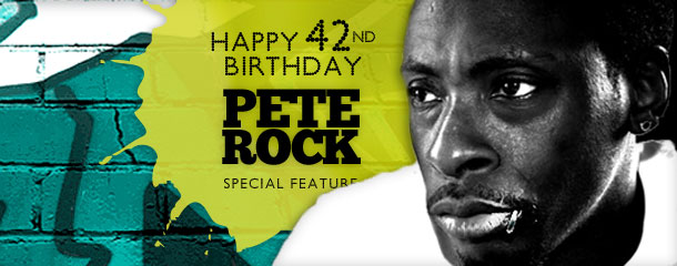 Pete Rock Dedication
