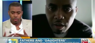Nas talks about being a father on CNN [Video]