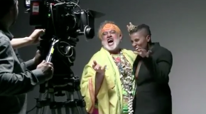 VIDEO: Behind-The-Scenes: Saidah Baba Talibah's – Revolution