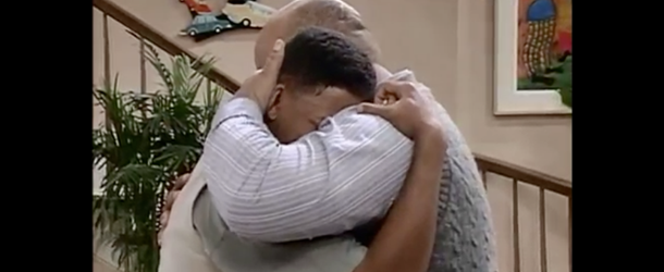 Celebrating the Stand-In Dads with a Will Smith Throw-back