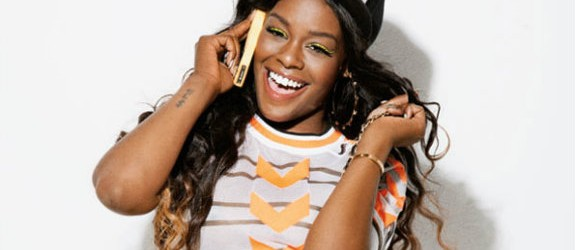 [FASHION] AZEALIA BANKS Covers Paper Magazine