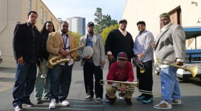 Sweating with the Soul Rebels!