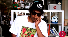 Freestyle Friday- Ab Soul: Beats TV freestyle
