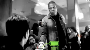 Jay-Z is the New face of Duracell