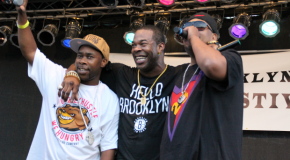 "[VIDEO] BHF '12 – Busta Rhymes, A Tribe Called Quest & Leaders of the New School – ""SCENARIO"" Live"