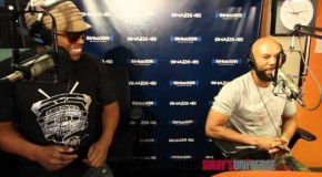 Common &#8211; Freestyle  On &#8220;Sway In The Morning&#8221;