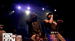 Public Enemy Fights the Power at Sound Academy