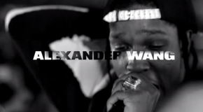 [VIDEO] A$AP ROCKY – ALEXANDER WANG FALL 2012