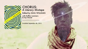 [EVENT/CONTEST] SAUL WILLIAMS – CHORUS: A Spoken Word Tour #Toronto