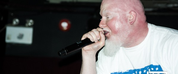 [PHOTO GALLERY] Brother Ali at the Annex Wreckroom in Toronto