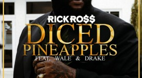 "[Video] Rick Ross feat. Drake and Wale – ""Diced Pineapples"""