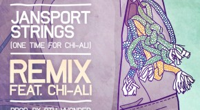 [AUDIO] Skyzoo feat. Chi-Ali – Jansport Strings (remix)