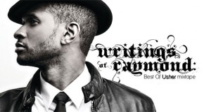Bad-Perm.com & DJ Dames Nellas present Writings of Raymond: The Best of Usher mixtape