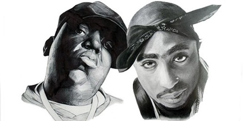[AUDIO] DJ Gmani- Biggie Smalls vs Tupac Shakur