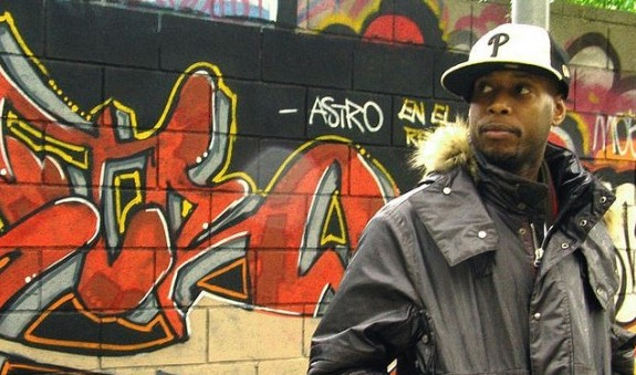 "Talib Kweli on ""No Reservations"" with Anthony Bourdain"