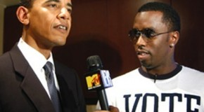 VOTE OR DIE: P.Diddy interviews Barack Obama