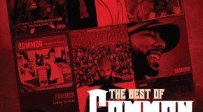[PODCAST] DJ VDub Presents: The Best Of Common…Vol. 1