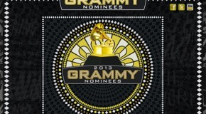 A Few Thoughts on the 55th Annual Grammy Awards