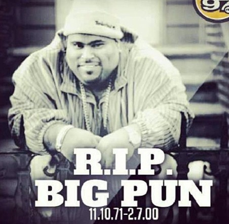 [PODCAST] Mister Cee – Big Pun Tribute Mix