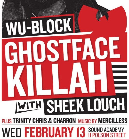[24-HOUR CONTEST] Win Tickets to see Wu-Block in Toronto!